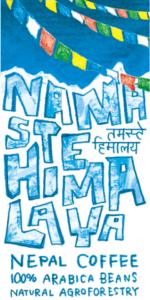 ネパールコーヒー ナマステヒマラヤ