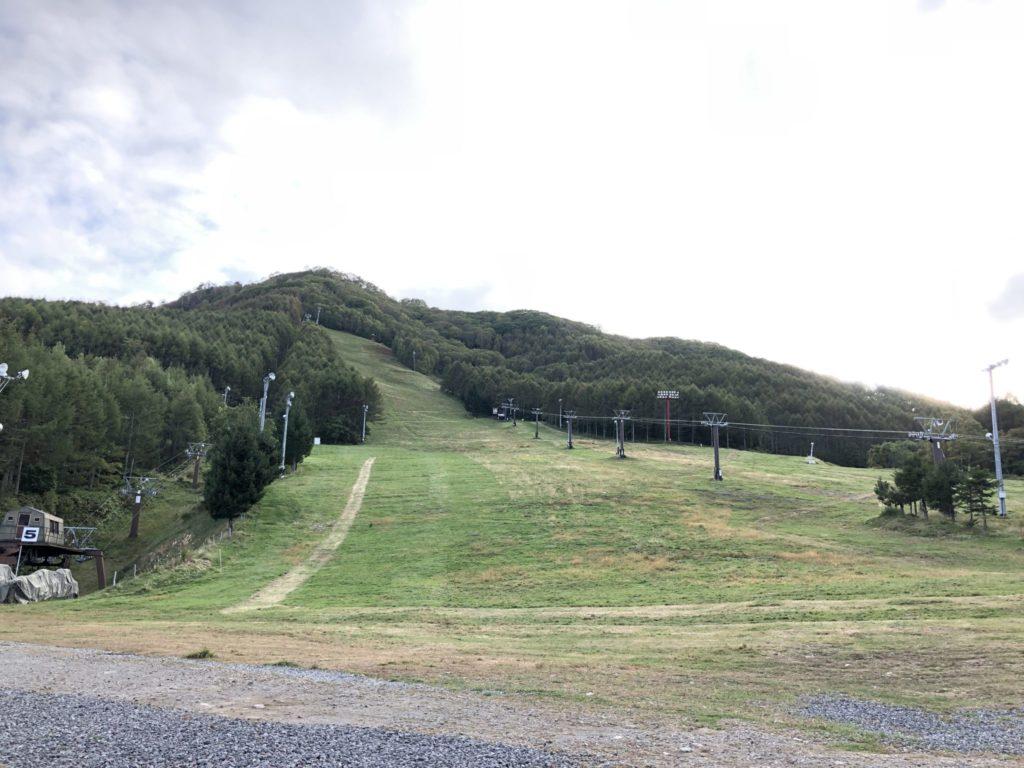 RUN&BEER NAGAWA2019 エコーバレースキー場